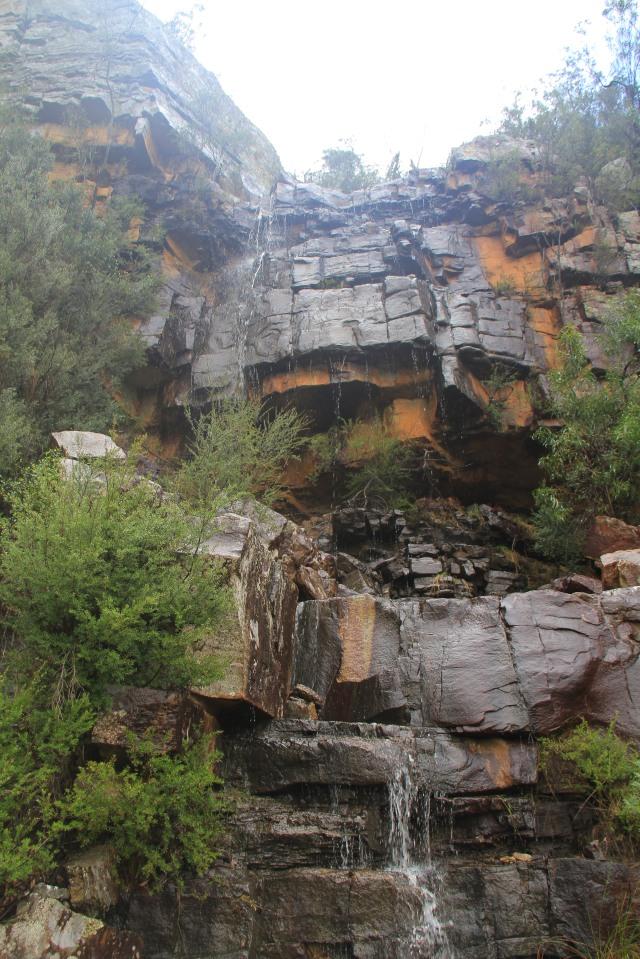 Upper cascade